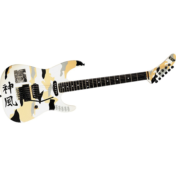 ESP Kamikaze-3 George Lynch Signature Electric Guitar