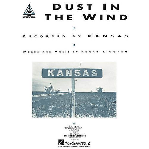 Hal Leonard Kansas: Dust in the Wind (Sheet Music)