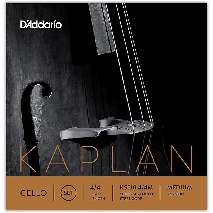 D'AddarioKaplan 4/4 Size Cello Strings4/4 Size Medium