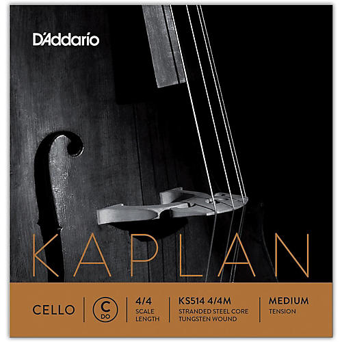 D'Addario Kaplan Series Cello C String-thumbnail