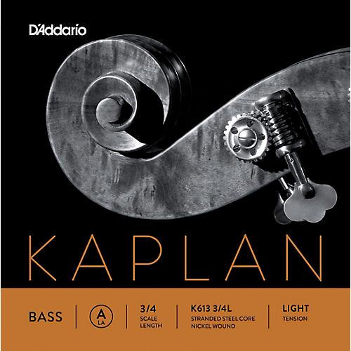 D'Addario Kaplan Series Double Bass A String-thumbnail