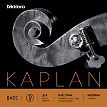 D'Addario Kaplan Series Double Bass D String