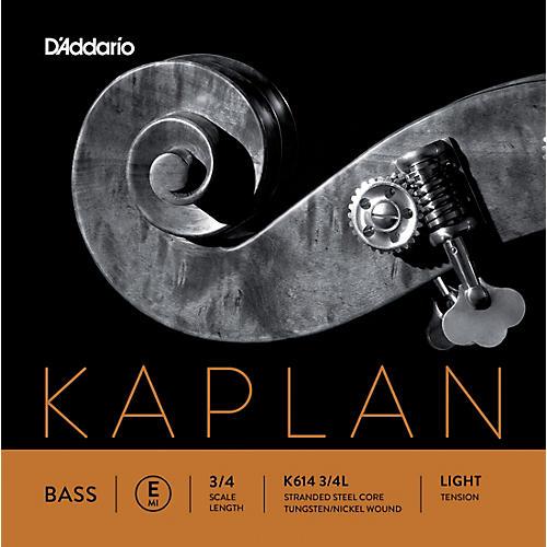 D'Addario Kaplan Series Double Bass E String-thumbnail
