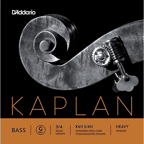 D'Addario Kaplan Series Double Bass G String