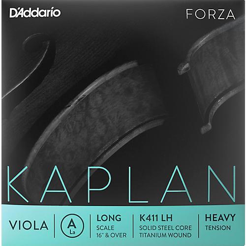 D'Addario Kaplan Series Viola A String 16+ Long Scale Heavy