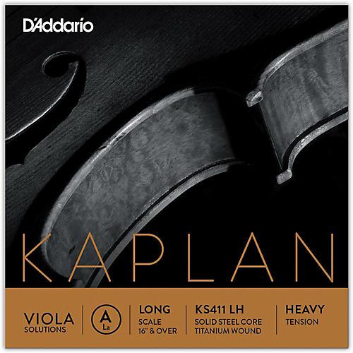 D'Addario Kaplan Solutions Series Viola A String 16+ Long Scale Heavy