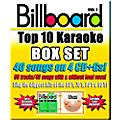 SYBERSOUND Karaoke - Billboard Box Set 1 [4 CD + G PK]
