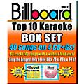 SYBERSOUND Karaoke - Billboard Box Set 2 [4 CD+G Pk]