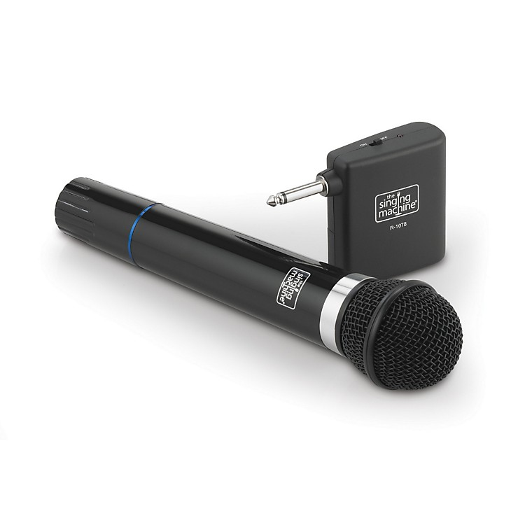 singing machine wireless mic