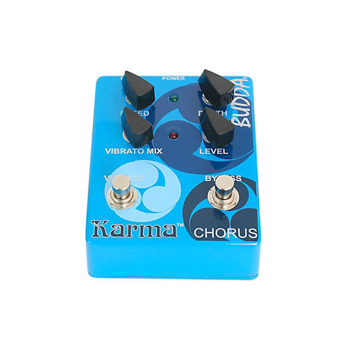 Budda Karma Chorus Guitar Effects Pedal
