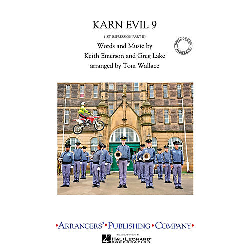Arrangers Karn Evil 9 Marching Band Level 3.5 Arranged by Tom Wallace-thumbnail