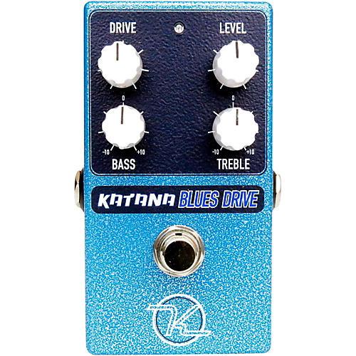 Keeley Katana Blues Drive Guitar Effects Pedal