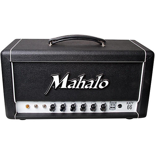 Mahalo Katy 66 50W Guitar Tube Head-thumbnail