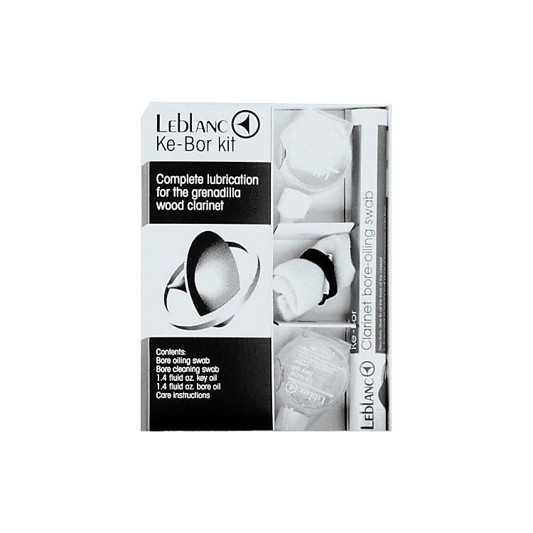 LeblancKe-Bor Clarinet Oiling Kit