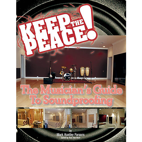 Modern Drummer Keep the Peace! (The Musician's Guide to Soundproofing) Written by Mark Parsons-thumbnail