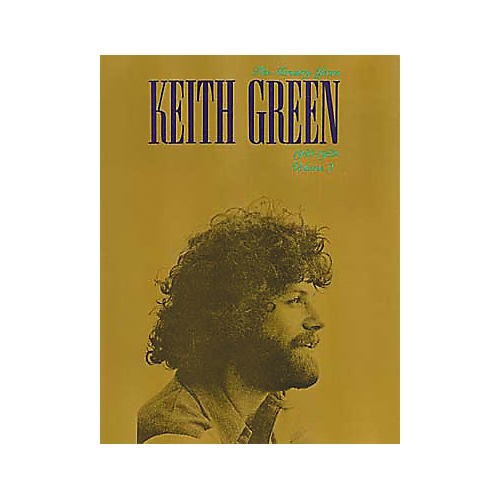 Hal Leonard Keith Green The Ministry Years Volume 2 Piano/Vocal/Guitar Artist Songbook-thumbnail
