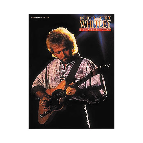 Hal Leonard Keith Whitley - Greatest Hits Piano/Vocal/Guitar Artist Songbook-thumbnail