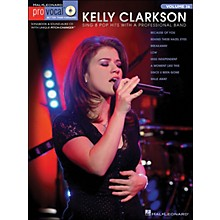 Hal Leonard Kelly Clarkson - Pro Vocal Series Book/CD Volume 15