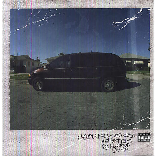 Alliance Kendrick Lamar - Good Kid, M.A.A.D City