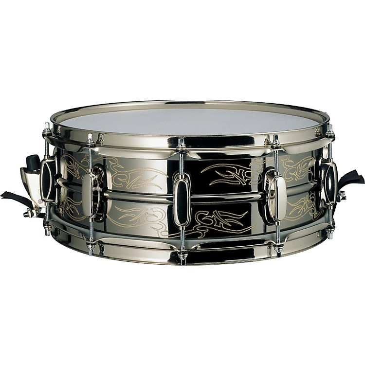 TamaKenny Aronoff Signature Brass Snare Drum 5x145X14 Inches