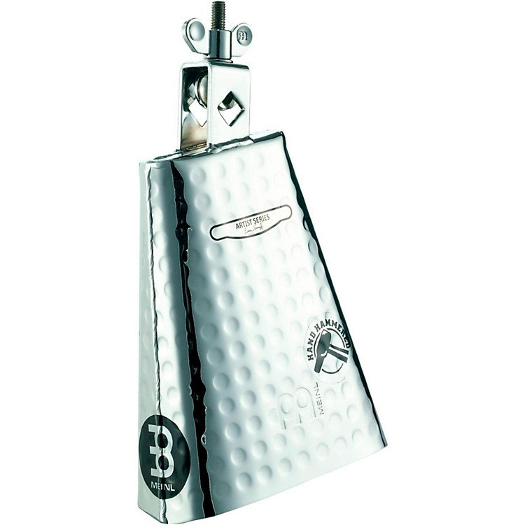 Meinl Kenny Aronoff Steel Bell Series Cowbell  6.25 Inches