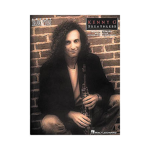 Hal Leonard Kenny G - Breathless-thumbnail