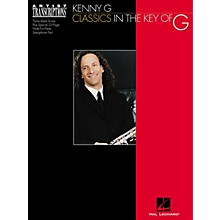 Hal Leonard Kenny G - Classics in the Key of G (Soprano and Tenor Saxophone) Artist Transcriptions Series by G Kenny