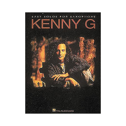 Hal Leonard Kenny G - Easy Solos for Saxophone-thumbnail