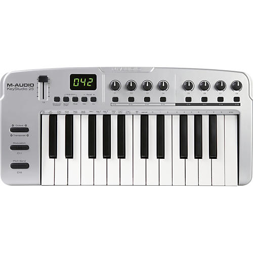 M-Audio KeyStudio 25 MIDI Controller