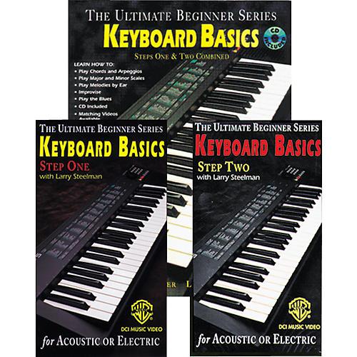Alfred Keyboard Basics Mega Pak Book/CD/Video-thumbnail