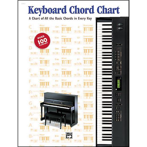 Alfred Keyboard Chord Chart Book-thumbnail