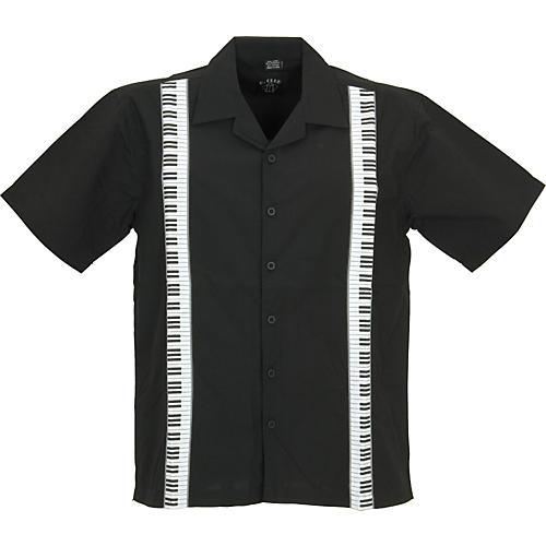 Gear One Keyboard Club Men's Woven Shirt-thumbnail