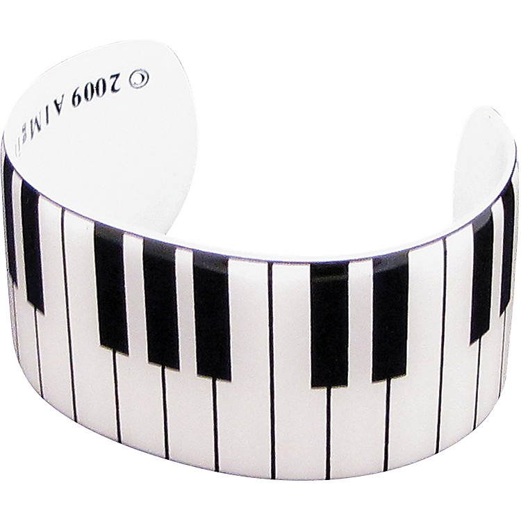 AIM Keyboard Cuff Bracelet