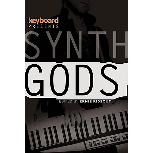 Backbeat Books Keyboard Presents Synth Gods Keyboard Presents Series Softcover-thumbnail