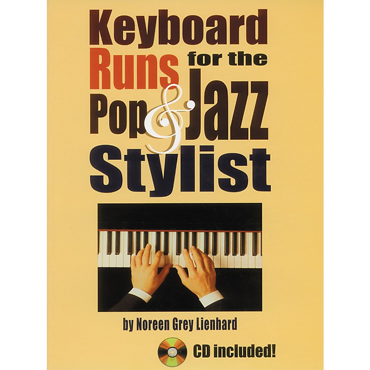 Alfred Keyboard Runs for the Pop & Jazz Stylist Book with CD
