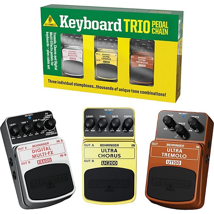 BehringerKeyboard Trio TPK989