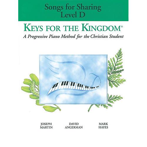 Shawnee Press Keys for the Kingdom - Songs for Sharing (Level D)-thumbnail