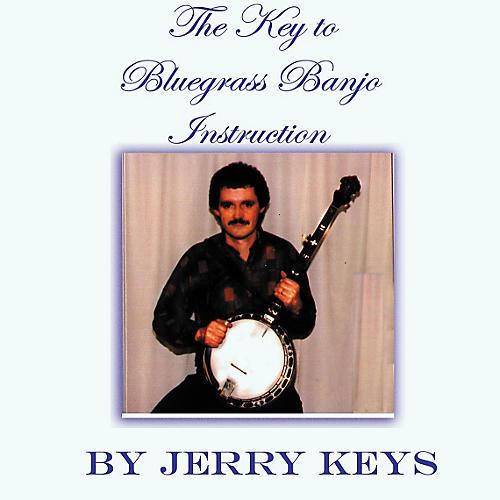 Morrell Music Keys to Bluegrass Banjo DVD