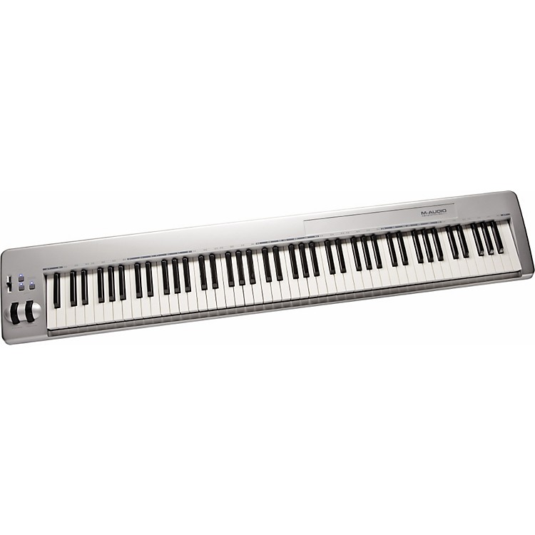 M-Audio Keystation 88es USB MIDI Keyboard Controller