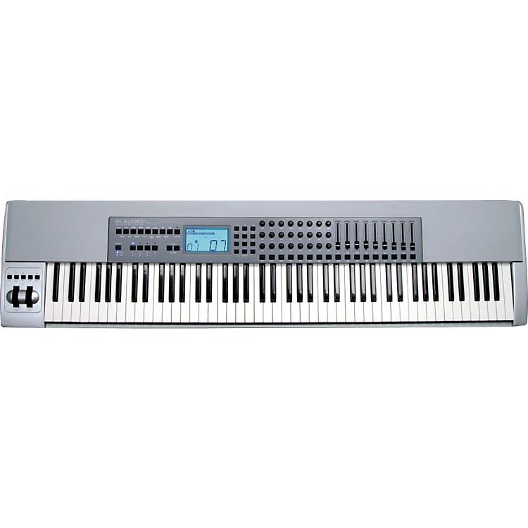 M-AudioKeystation Pro 88 MIDI Controller
