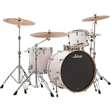 Ludwig Keystone X 3-Piece Pro Beat Shell Pack with 24 in. Bass Drum White Marine Pearl