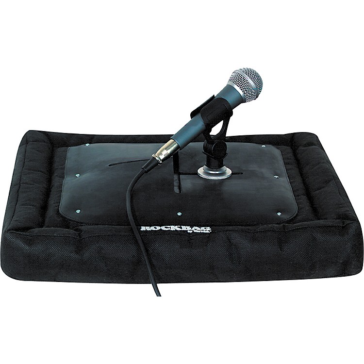 RockBag by Warwick Kick Drum Pillow with Microphone Mount