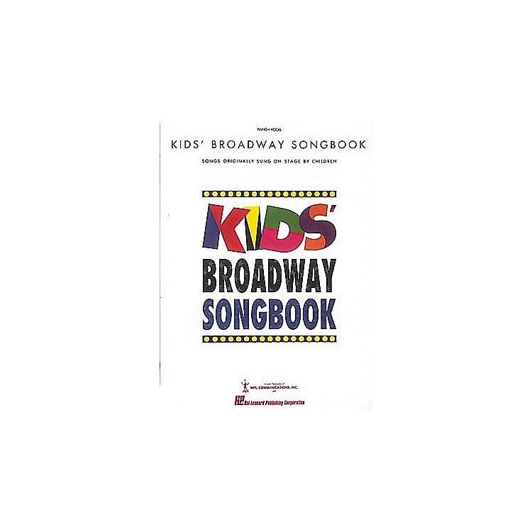 Hal LeonardKids' Broadway Songbook
