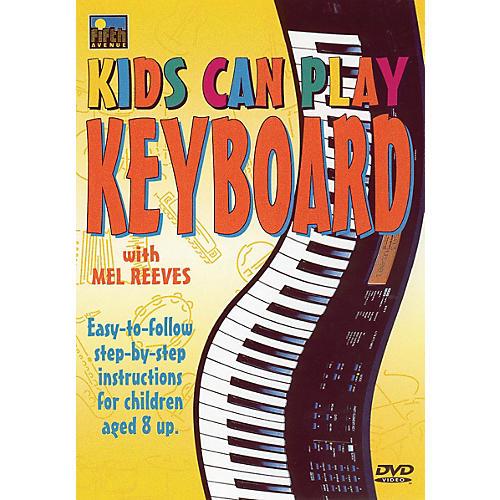 Music Sales Kids Can Play Keyboard Music Sales America Series DVD Written by Mel Reeves-thumbnail