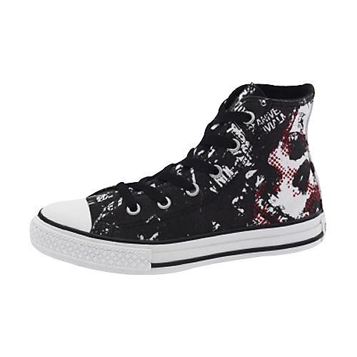 Converse Kids Chuck Taylor All Star Rocker Skull Print Hi-Tops