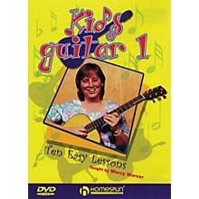 Homespun Kids' Guitar 1 (DVD)