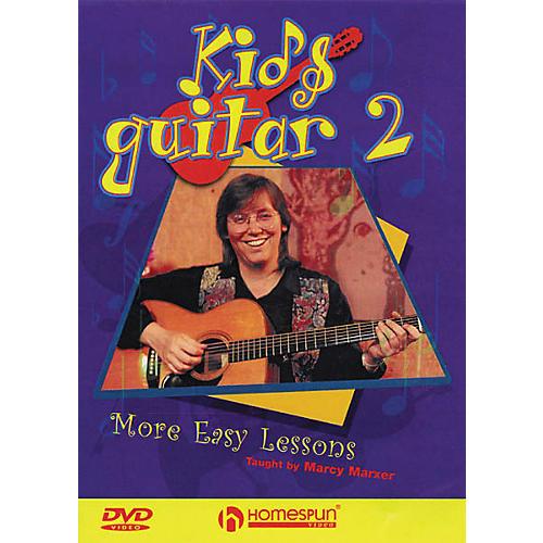 Homespun Kids' Guitar 2 (DVD)