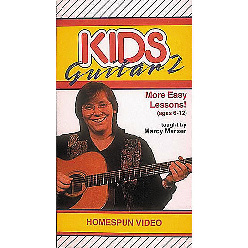 Hal Leonard Kids' Guitar 2 Video