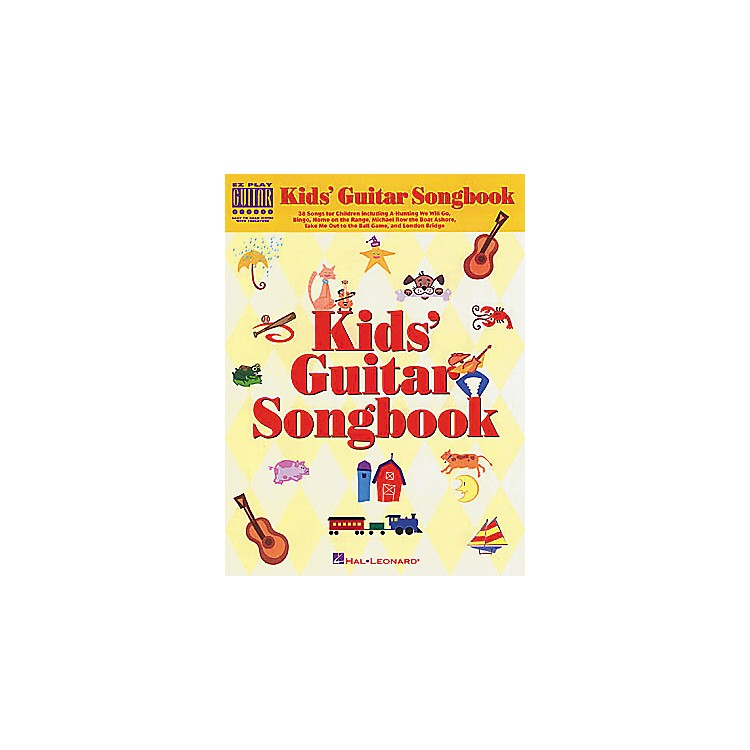 Hal Leonard Kids' Guitar Tab Book