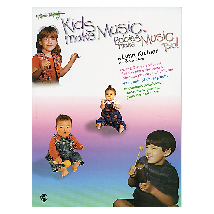 Rhythm Band Kids Make Music, Babies Make Music, Too! (Teacher's Book)
